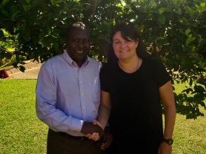 Ref 1 Dr. Creed posing with Dr. Mugyenyi (nico)